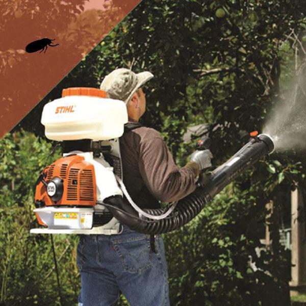 Pest Control Dormant Application