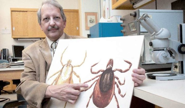 The Latest News on Ticks and Lyme Disease from Kirby C. Stafford III